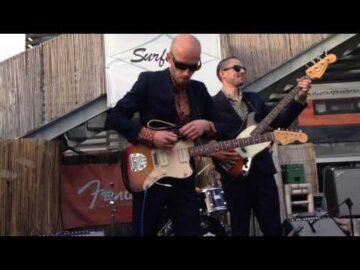 LOS VENTURAS - Live at Surfer Joe Summer Festival (2016)